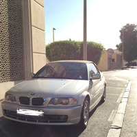 Used BMW 330ci Convertible, Very Good Condition in Dubai, UAE