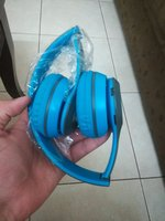 Used SpecialOff Blue💙 Fold Bluetooth Headset in Dubai, UAE