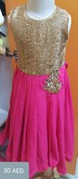 Used Fancy Party Frock in Dubai, UAE