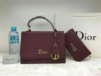 Dior Bag With Wallet