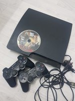 Used Ps3  n 5 game inside 2 CD have 2 remote in Dubai, UAE