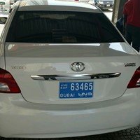 Used تويوتا يارس 1.3 in Dubai, UAE