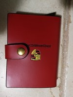 Used Porsche no.1 quality red card holder in Dubai, UAE