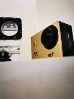 Used Action camera 4K altraHD with wifi in Dubai, UAE