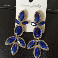 Used Different Colors Of Elegant Earring. Price By Dozen And Available By Each. in Dubai, UAE