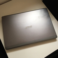 "Used Acer Aspire 13"" Ultra-thin laptop *read in Dubai, UAE"
