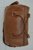 Used 100% original leather dufgle bag in Dubai, UAE