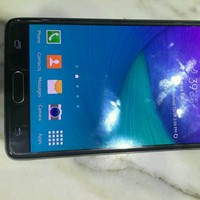 Used Note 4 32gb Complete But No Warranty Mobile From Etisalat  in Dubai, UAE