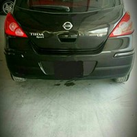 Used Super Clean Powerfull 2011 Nissan Tida 1.8 For Sale in Dubai, UAE
