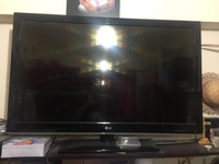 Used 43' LG TV , media com , and speakers set in Dubai, UAE