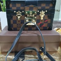 Used Louis Vuitton Petite Malle in Dubai, UAE