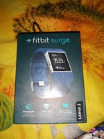 Used Fitbit surge large in Dubai, UAE