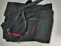 Used Waterproof pant black L sizes  for men's in Dubai, UAE
