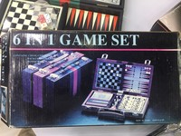 Used 6 in 1 Game set in Dubai, UAE