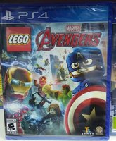 Ps4 game- AVENGERS (LEGO)
