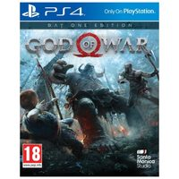 Used PS4 God of war (day one edition) in Dubai, UAE