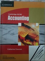 Used Cambridge accounting igcse (catherine.co in Dubai, UAE