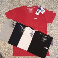Used Fila V neck t-shirt PROMO in Dubai, UAE
