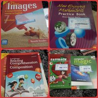 Used Grade 7 CBSE books in Dubai, UAE