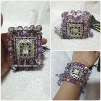 Used Handmade unique bracelet watch brand new in Dubai, UAE
