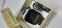 Used Kids Safety Smart Watch (Blue) in Dubai, UAE