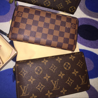Used LV Clemence Wallet Single Zipper Monogram in Dubai, UAE