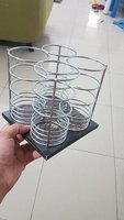 Used Wooden Moveable Cutlery Holder in Dubai, UAE