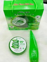 Used ALOE VERA SOOTHING GEL & SCRUB 3SETS in Dubai, UAE