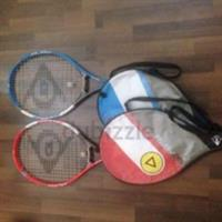 Used Dunlop Authentic Tennis Rackets in Dubai, UAE