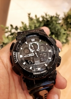 Used CASIO G-Shock Dual Time Watch○. ✅BOX ️ in Dubai, UAE