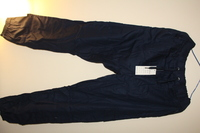 Men's cargo pants, navy blue