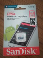 Used Brand New SanDisk ultra 128 GB in Dubai, UAE