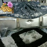 Used IKEA Fancy Silver Living Room Table With Glass On Top..bought 1month Ago And Want To Buy Anther in Dubai, UAE