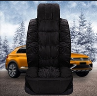 Used 1 pc car front seat cover black color in Dubai, UAE