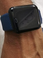 Used Smart watch fitness blue new... in Dubai, UAE