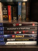 Used Ps4 Games(6) in Dubai, UAE