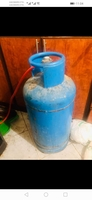 Used gas cylinder and stove in Dubai, UAE