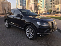 Used volkswagen touareg  in Dubai, UAE