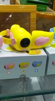 Kids Camcorder A100 Yellow color