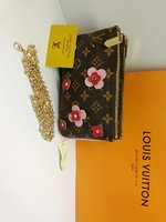 Used Lv sling bag flower design 3 in Dubai, UAE