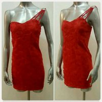 Red Short dress for Ladies...