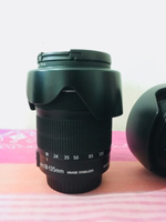 Used Canon EF-S 18-135 IS STM Lens with Hood  in Dubai, UAE
