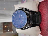 Used Men's Sport Watch Black in Dubai, UAE