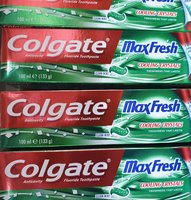 Cologate Max fresh 4 pieces