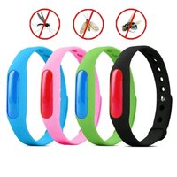 Used 4 pcs anti mosquitos bugsleave bracelets in Dubai, UAE
