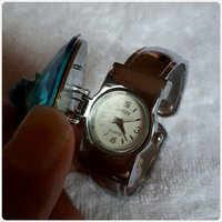 Watch with Crystal to close