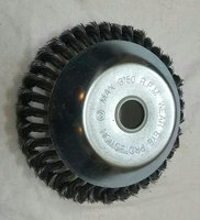 Used Herbidicial disk shaped steel wheels in Dubai, UAE