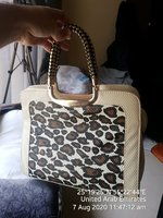 Used Lady Tiger Style Bag for cheap in Dubai, UAE