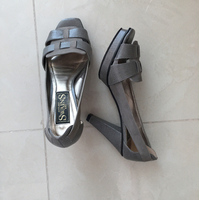 Gray Shoes Brazilian- Eu38