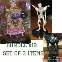 Used Bundle set action figure in Dubai, UAE